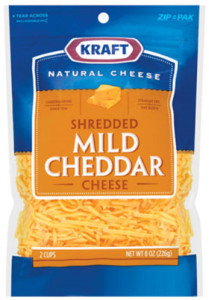 CheeseShredded
