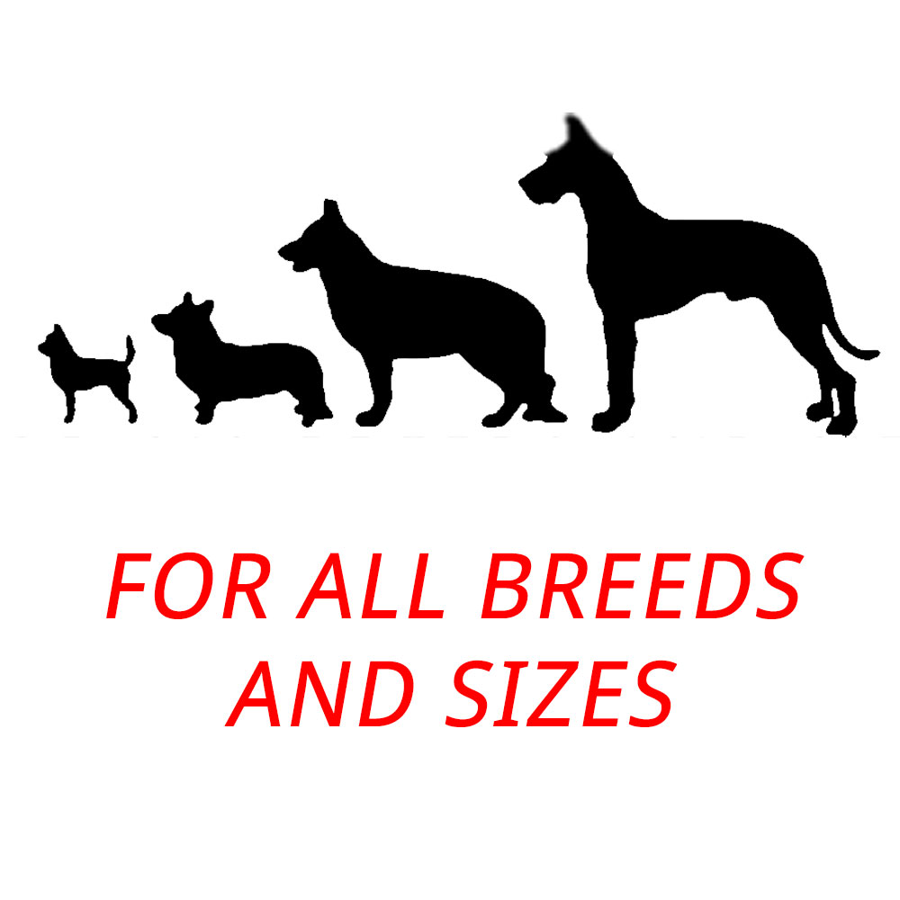 For All Breeds and Sizes